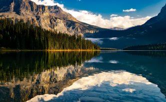 lac pour pêcher au canada
